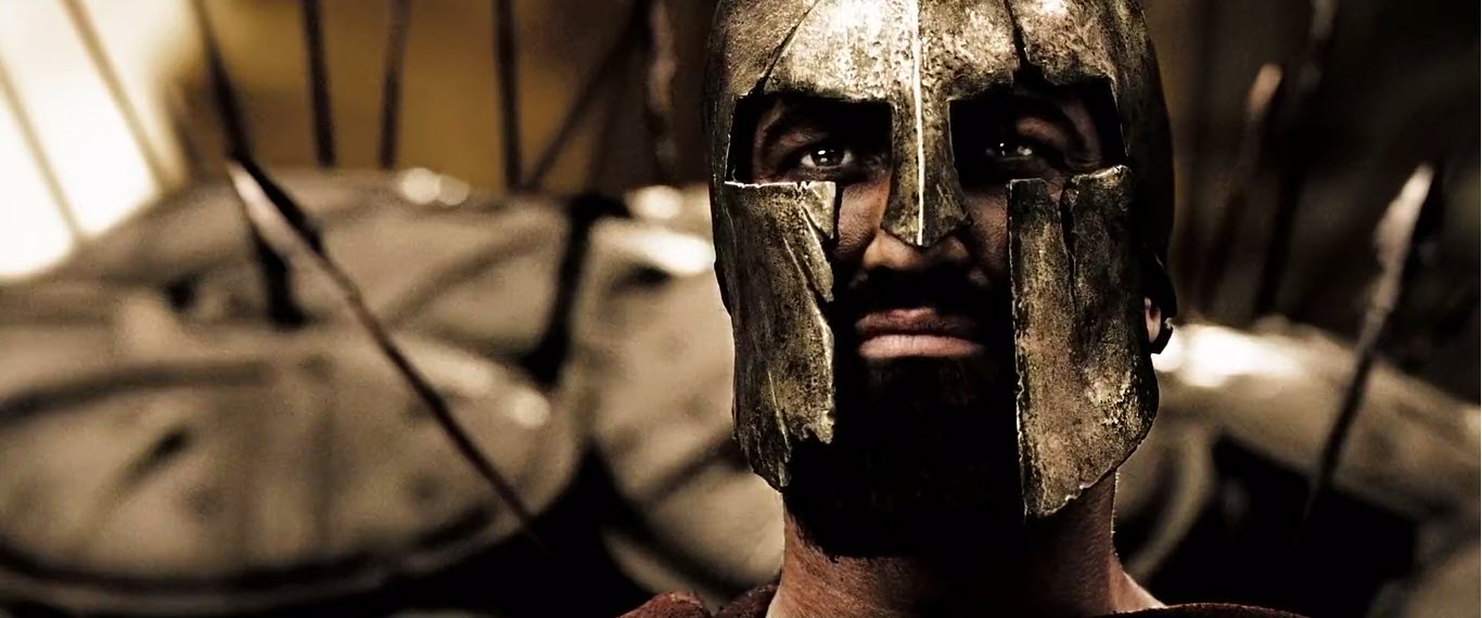 300 Spartan Story