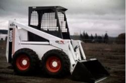 bobcat 825 conversion mounting universal skid steer attachments. Black Bedroom Furniture Sets. Home Design Ideas